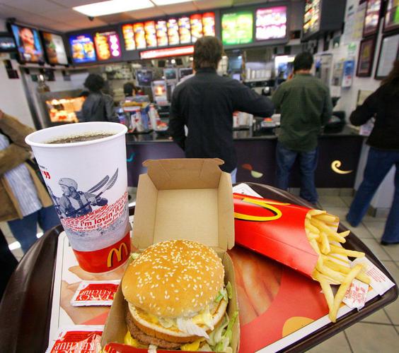 В Омске приостановлено строительство двух ресторанов «Макдоналдс»