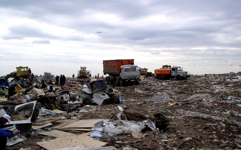 В Омске прошло совещание по строительству мусороперерабатывающего завода