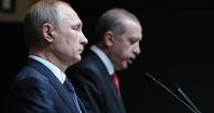 Президент Турции огорчен инцидентом с Су-24 и надеется помириться с Владимиром Путиным