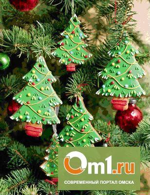 В Омске цены на новогодние елки варьируются от 230 рублей до 700 рублей
