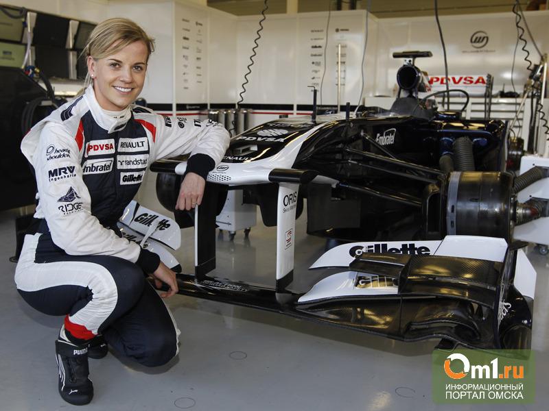 Женщине доверят пилотировать болид «Формулы-1»