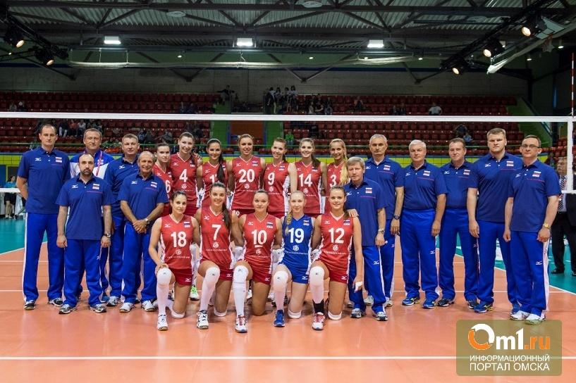 Россиянки потерпели поражение в первом матче Кубка Ельцина