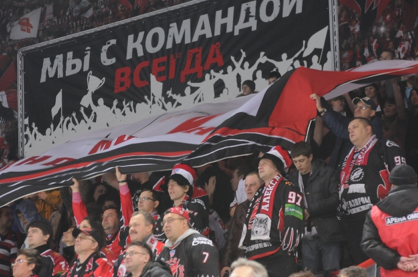Билеты на матчи «Авангарда» с «Ак Барсом» можно купить за 150 рублей