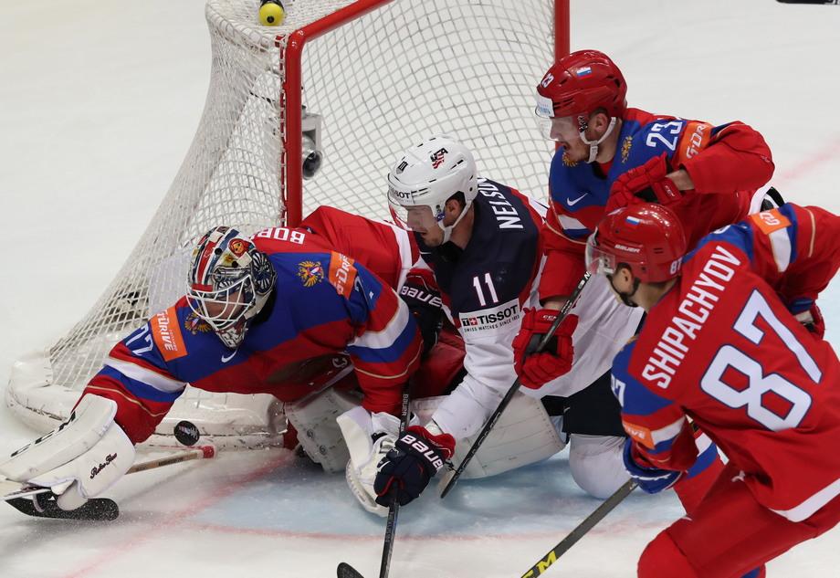 Сборная России разгромила США и завоевала бронзу домашнего ЧМ