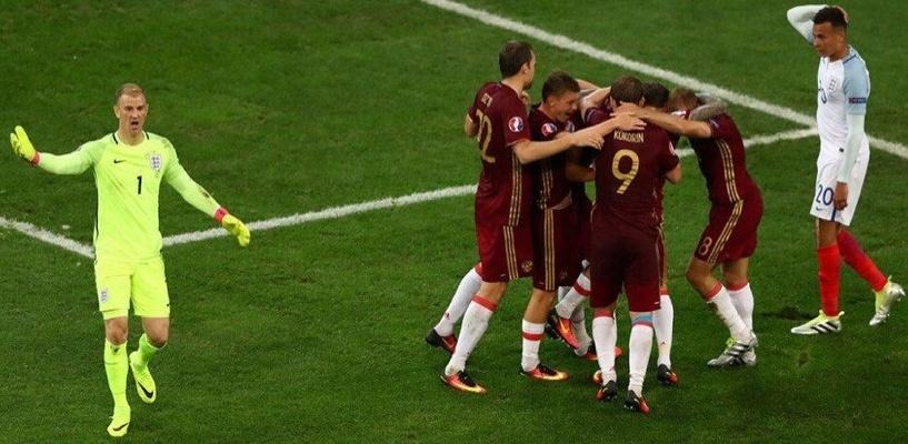 Россия вырвала у Англии ничью в первом матче на Евро-2016