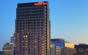В Омске рядом с «Каскадом» может появиться отель Hilton или Marriott