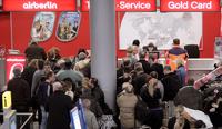 В Германии из-за забастовки работников аэропортов отменены рейсы