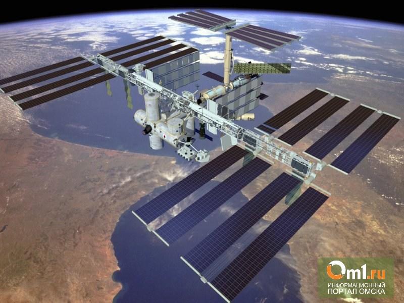 Астронавты МКС выйдут на связь с интернет-пользователями