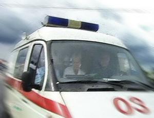 """В Омске автобус сбил подростка на """"зебре"""""""