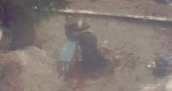 У общежития в Нефтяниках нашли тело омича с колото-резаной раной