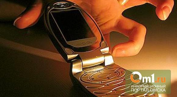 Омич из мести украл у нотариуса сотовый телефон