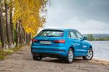 Держаться курса: первая встреча с обновленным Audi Q3