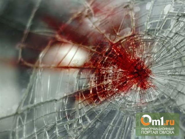 В Омской области в ДТП погиб пассажир перевернувшегося авто