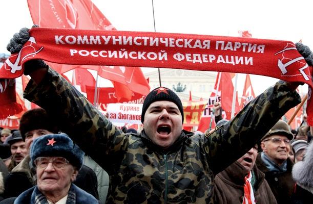 Из-за митингов КПРФ перекроют центр Омска