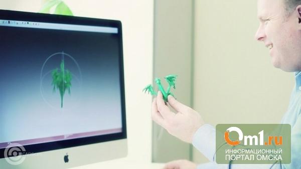 Создан первый домашний 3D-сканер