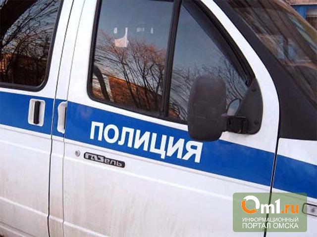 В Омске силовики ищут родителей маленького ребенка