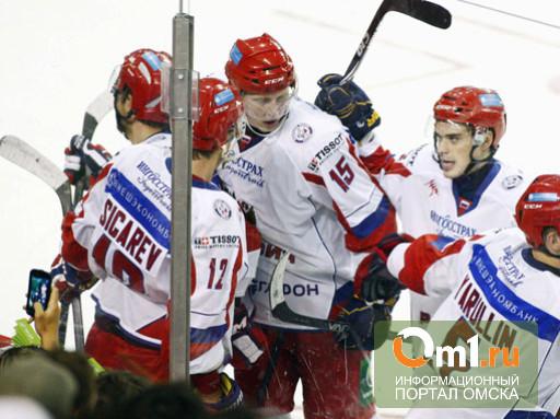 Молодые российские хоккеисты вырвали победу у американцев