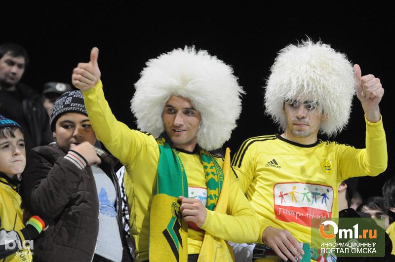 В Омске пройдет этнический футбольный матч