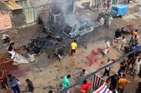 В Багдаде в теракте погибли более 65 человек