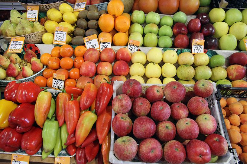 Продукты опять дорожают: рост инфляции возобновился после трех недель затишья