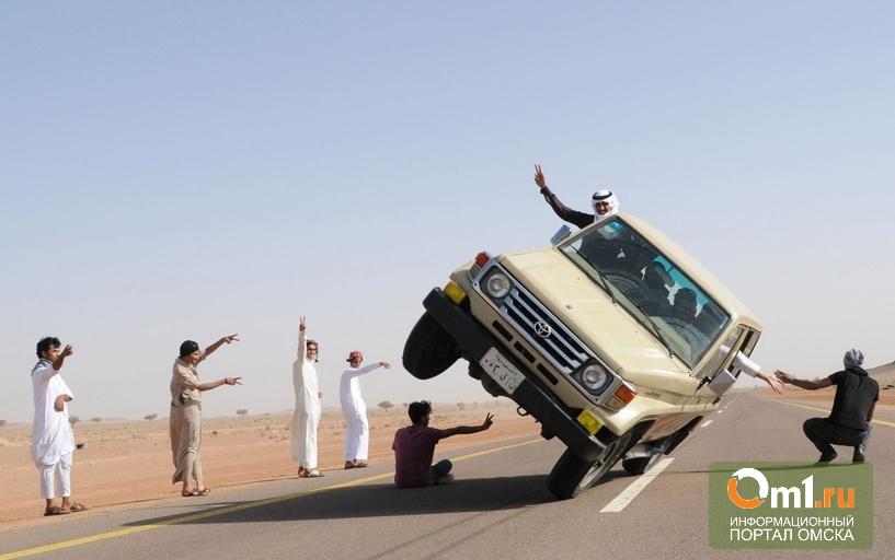 Арабам запретят хулиганить на дорогах