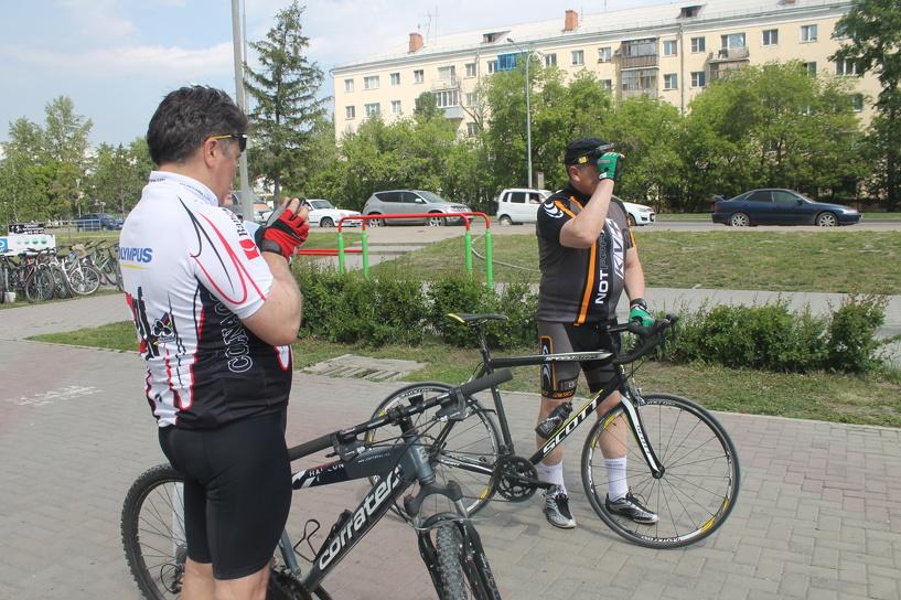 Показать товар лицом: мэрия рассказала о «ВелоОмске», пересев на велосипеды