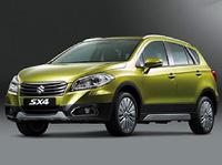 Новый Suzuki SX4 сделают выше специально для России