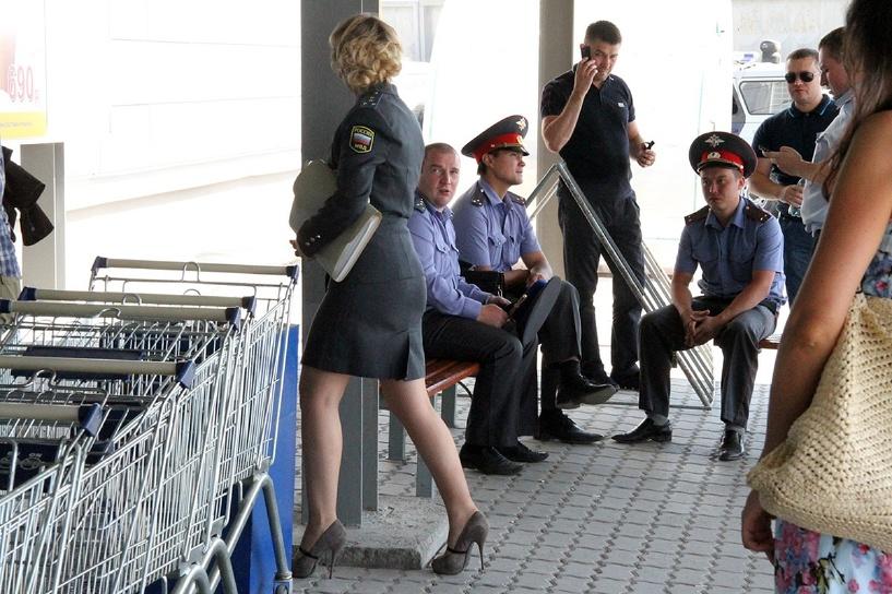 Грамотный пиар: россияне стали больше уважать полицейских