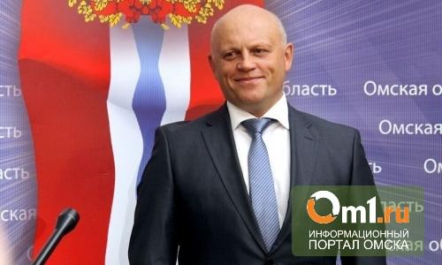 Назаров в этом году привлечет в бюджет Омской области 64 миллиарда рублей