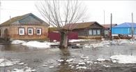 В Омской области подтопленными остаются уже больше 140 домов