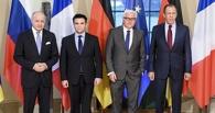 Переговоры шли 4 часа: «нормандская четверка» так и не договорилась о выборах в Донбассе