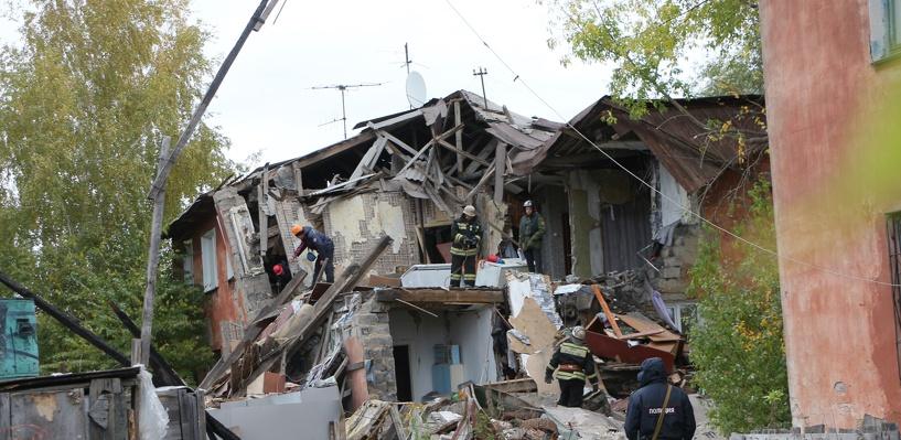 Жительница взорванного дома в Омске: Нам выплатят от 25 000 разовой компенсации