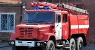 Сотрудник МЧС снял на видео как «пропускают» пожарную машину в Омске