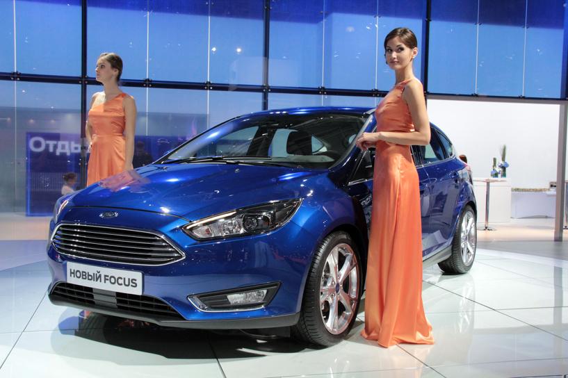 Кредита не хватит: Ford объявил шок-цены на обновленный Focus