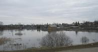 На севере Омской области затопило райцентр и два села (ФОТО)