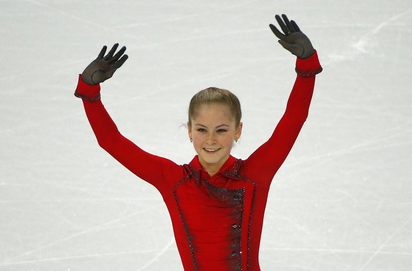 «Уверена в себе на 52%». Юлия Липницкая представила новую программу
