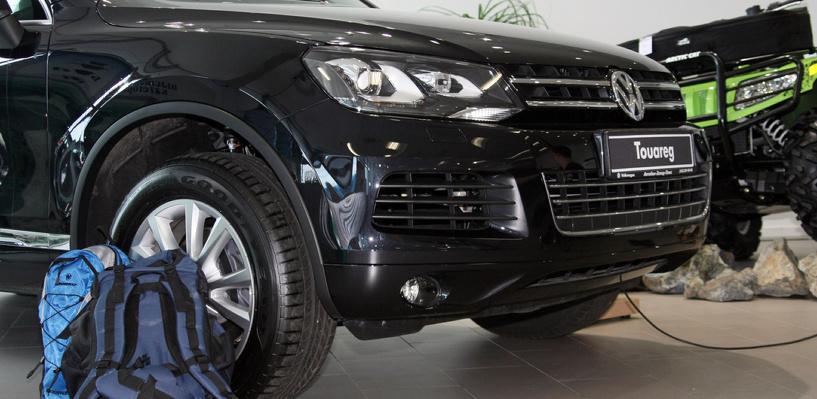 В России отзывают 44 тыс. внедорожников Volkswagen Touareg
