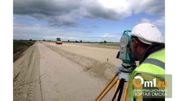 Омскую область и город нефтяников Стрежевой соединит новая дорога