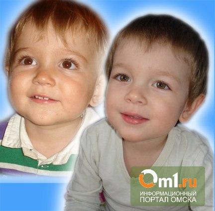 В Омске собирают деньги на лечение двух маленьких братьев