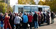 В Омске некоторые дачные автобусы могут не выйти на маршруты из-за плохих дорог