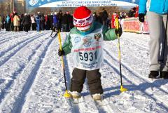 В центре Омска оборудуют лыжную трассу