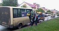 Погоня с пассажирами на борту: маршрутчик пытался оторваться от омской полиции