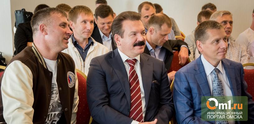 Подбельский с Сутягинским спели песню из трех букв