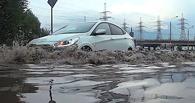 Казимиров про затопленный Омск: дорожники со своей задачей справились