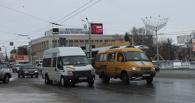 Повышение проезда в омских маршрутках будет: перевозчикам выдают карты