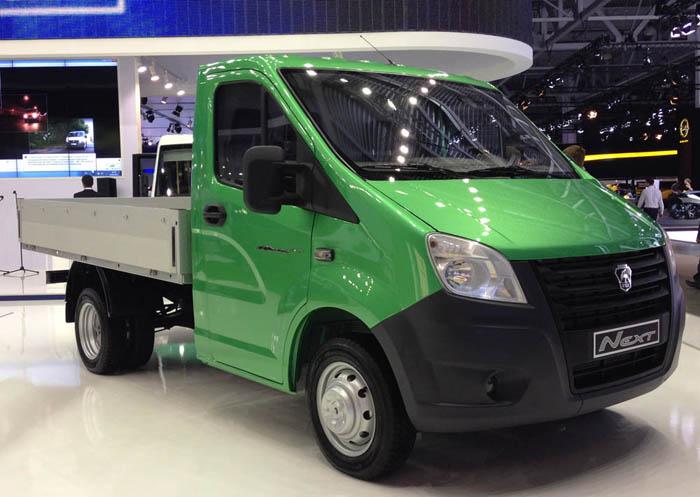«Гарант-Авто» представил высокотехнологичную линейку ГАЗелей NEXT