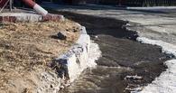 Под Омском без воды остались жители целого поселка