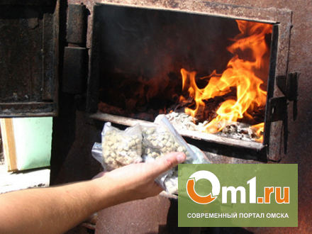 В котельной Омского района сожгли наркотики на сумму 20 млн рублей