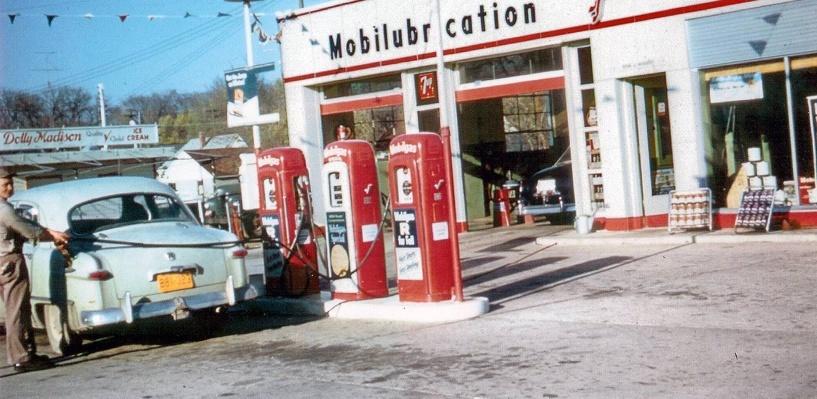 В США продавали бензин дешевле 8 рублей за литр