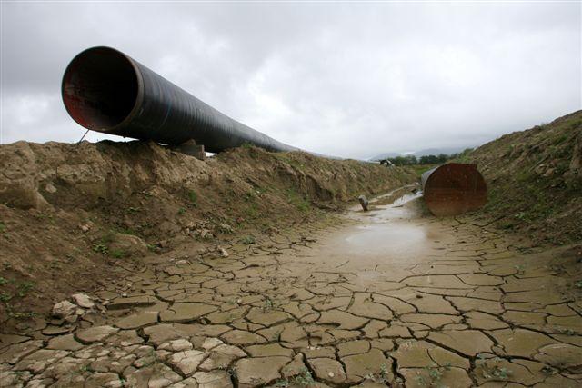 «Газпром» сокращает транзит газа через Словакию